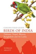 Birds of India (Collins Field Guide)